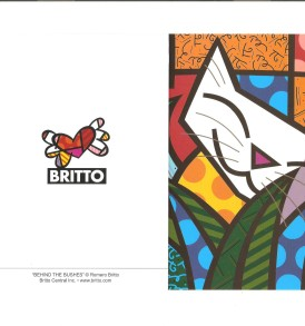 postais romero britto 12
