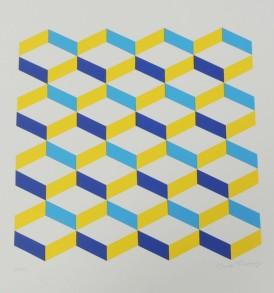 Mosaico 2 Amarelo